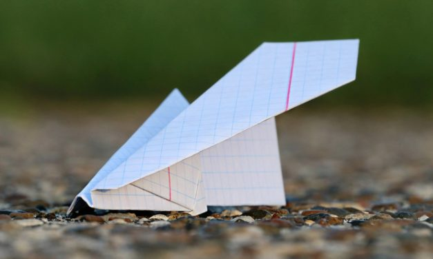 Gid, jak prawidłowo latać samolotem