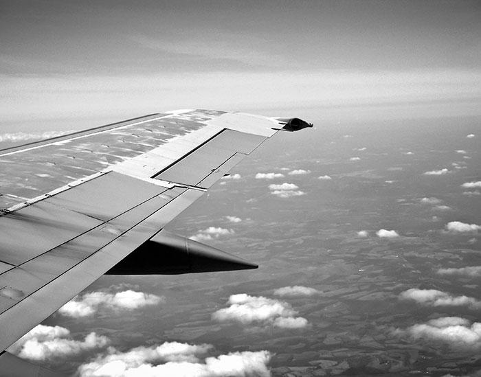 Tanie podróżowanie – transport – I – samolot