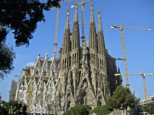 Spacer po Barcelonie