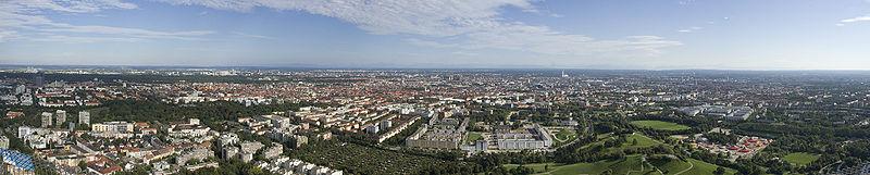 Za zachodnią granicą – Monachium!