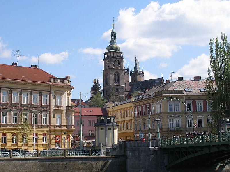 Czeskie podróże – Hradec Králové