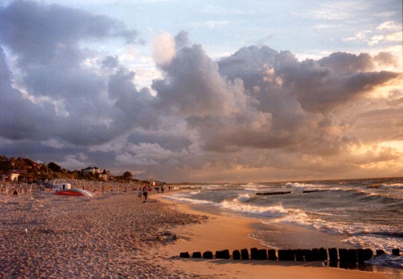 Nadbałtyckie kurorty – czyli gdzie nad polskie morze?
