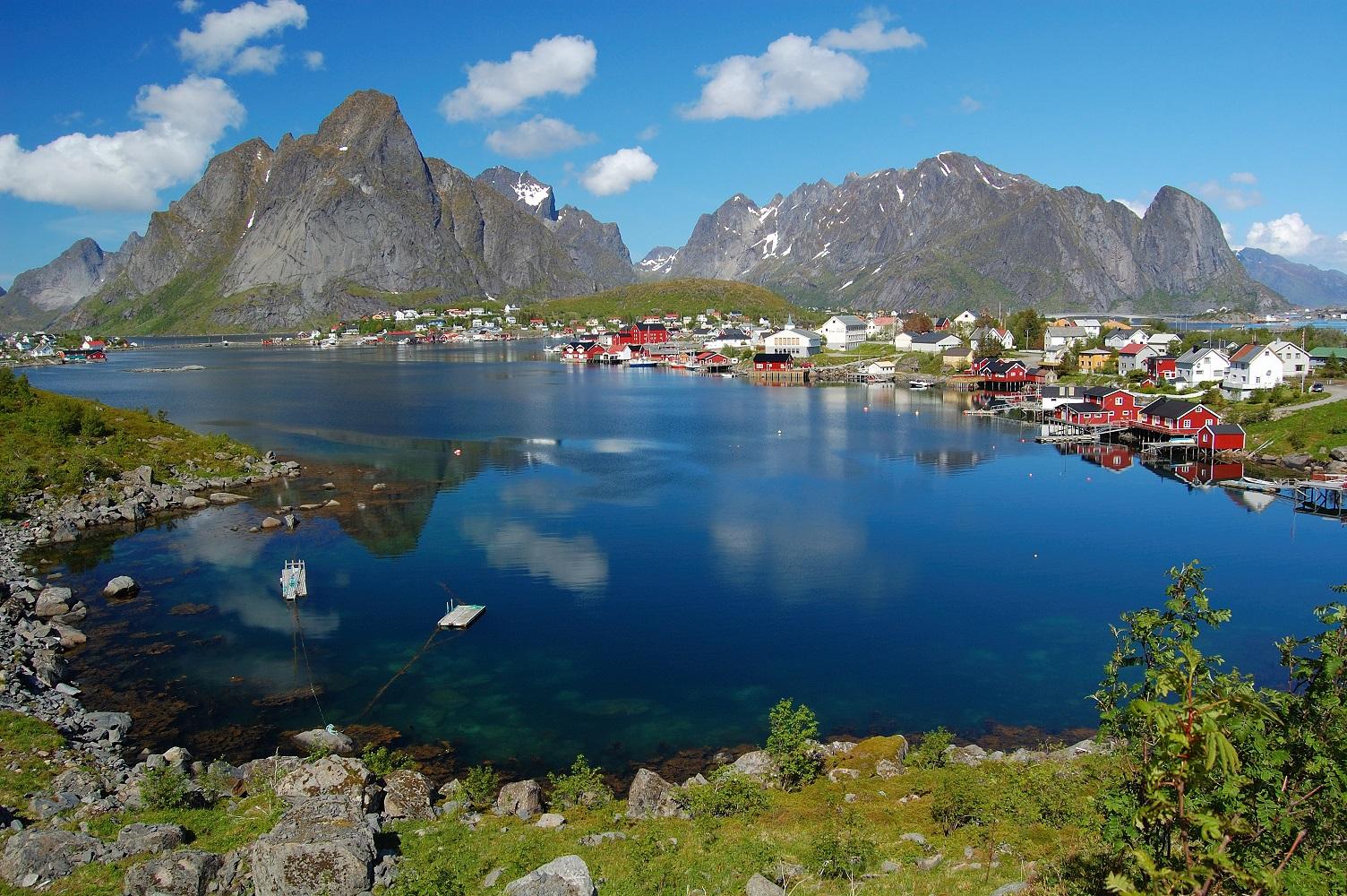 Poradnik turysty. Norwegia