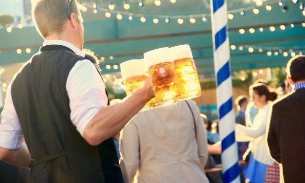 Oktoberfest – święto złotego napoju