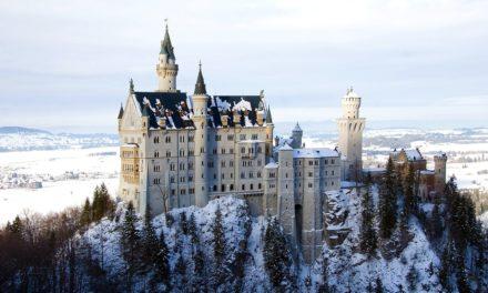 Zamek Neuschwanstein – baśniowy kaprys obłąkanego władcy