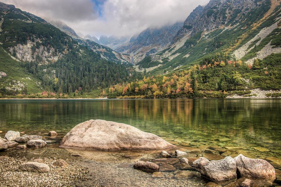 parki narodowe tatry