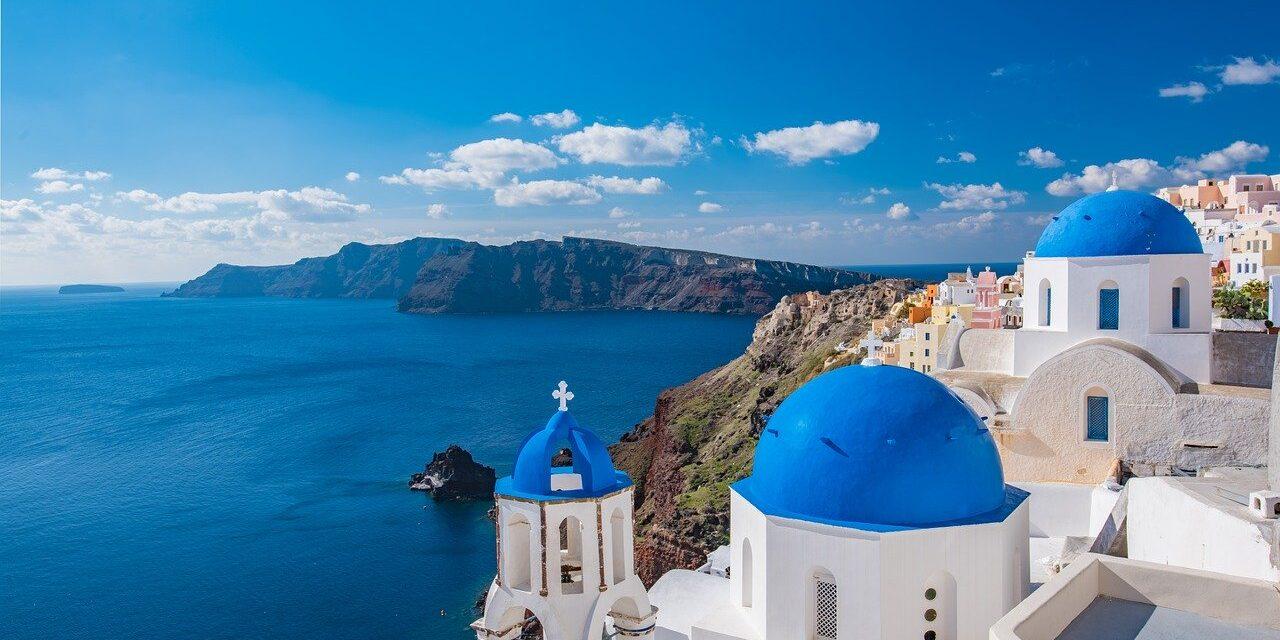 Cyklady – grecki archipelag dla każdego